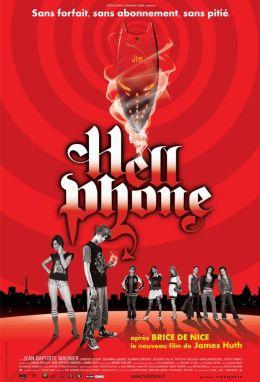 """Постер к фильму """"Чертов мобильник"""" /Hellphone/ (2007)"""