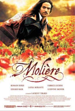 """Постер к фильму """"Мольер"""" /Moliere/ (2007)"""
