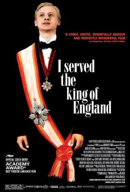 """Постер к фильму """"Я обслуживал английского короля"""" /Obsluhoval jsem anglickeho krale/ (2006)"""
