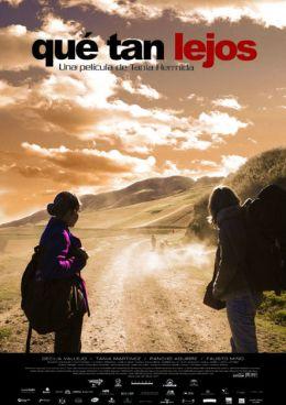 """Постер к фильму """"Как это далеко"""" /Que tan lejos/ (2006)"""