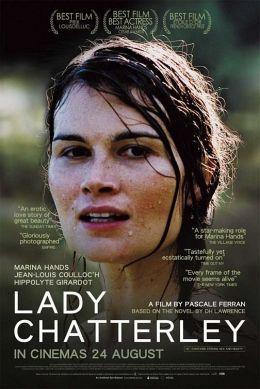 "Постер к фильму ""Леди Чаттерлей"" /Lady Chatterley/ (2006)"