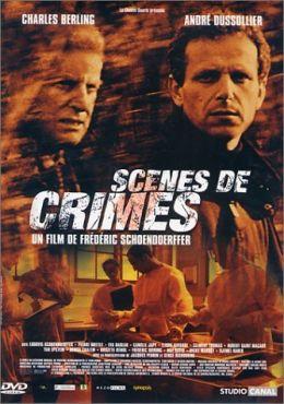 """Постер к фильму """"Сцены преступлений"""" /Scenes de crimes/ (2000)"""