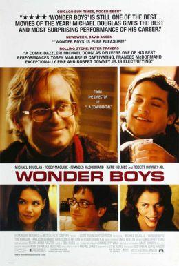"""Постер к фильму """"Вундеркинды"""" /Wonder Boys/ (2000)"""