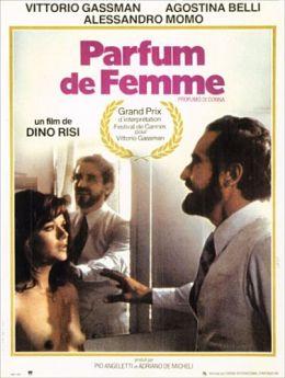 """Постер к фильму """"Запах женщины"""" /Profumo di donna/ (1974)"""