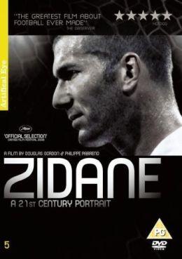 """Постер к фильму """"Зидан - портрет 21-го века"""" /Zidane, un portrait du 21e siecle/ (2006)"""