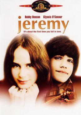 """Постер к фильму """"Джереми"""" /Jeremy/ (1973)"""