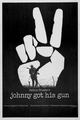 """Постер к фильму """"Джонни взял ружье"""" /Johnny Got His Gun/ (1971)"""