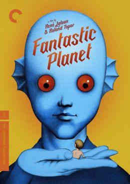 "Постер к фильму ""Дикая планета"" /La Planete sauvage/ (1973)"