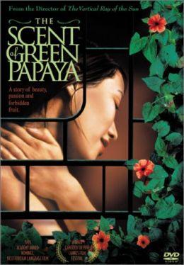 """Постер к фильму """"Аромат зеленой папайи"""" /L'odeur de la papaye verte/ (1993)"""