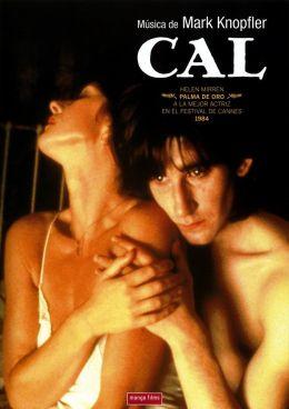 """Постер к фильму """"Кэл"""" /Cal/ (1984)"""