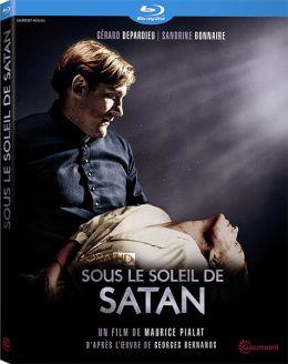 "Постер к фильму ""Под солнцем Сатаны"" /Sous le soleil de satan/ (1987)"