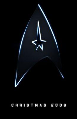 """Постер к фильму """"Звездный Путь"""" /Star Trek/ (2009)"""
