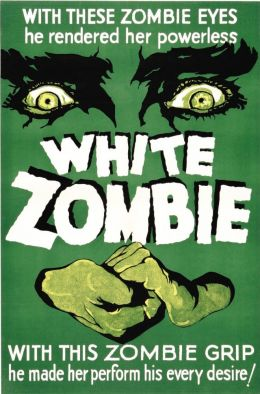 """Постер к фильму """"Белый зомби"""" /White Zombie/ (1932)"""