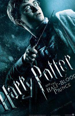 """Постер к фильму """"Гарри Поттер и Принц-полукровка"""" /Harry Potter and the Half-Blood Prince/ (2009)"""