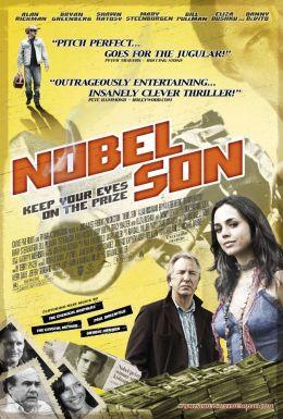 """Постер к фильму """"Сын Нобеля"""" /Nobel Son/ (2007)"""