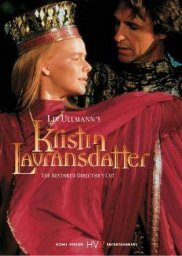 "Постер к фильму ""Кристин Лаврансдаттер"" /Kristin Lavransdatter/ (1995)"