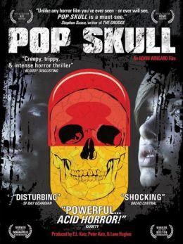 """Постер к фильму """"Череп на колесах"""" /Pop Skull/ (2007)"""