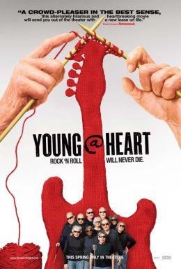 """Постер к фильму """"Юные сердцем"""" /Young at Heart/ (2007)"""