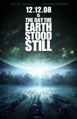 "Постер к фильму ""День, когда Земля остановилась"" /The Day the Earth Stood Still/ (2008)"