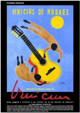 """Постер к фильму """"Винисиус"""" /Vinicius/ (2005)"""