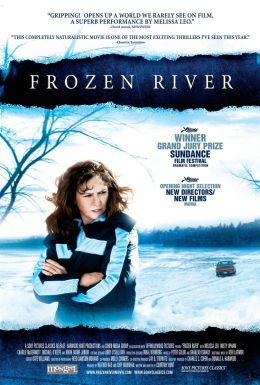 """Постер к фильму """"Замерзшая река"""" /Frozen River/ (2008)"""