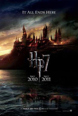 """Постер к фильму """"Гарри Поттер и Дары смерти: Часть 2"""" /Harry Potter and the Deathly Hallows: Part 2/ (2011)"""