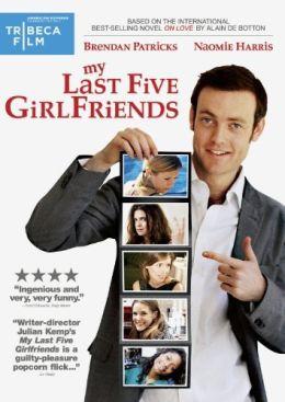 """Постер к фильму """"Пять моих бывших подружек"""" /My Last Five Girlfriends/ (2009)"""