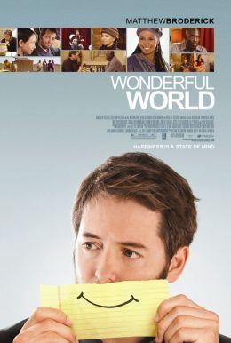 """Постер к фильму """"Удивительный мир"""" /Wonderful World/ (2009)"""