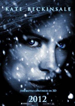 """Постер к фильму """"Другой мир: Пробуждение"""" /Underworld: Awakening/ (2012)"""