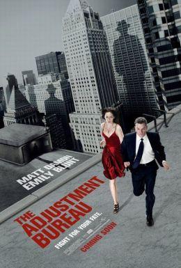"""Постер к фильму """"Меняющие реальность"""" /The Adjustment Bureau/ (2011)"""