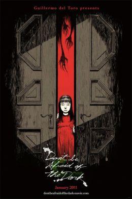 "Постер к фильму ""Не бойся темноты"" /Don't Be Afraid of the Dark/ (2010)"