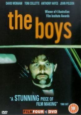 """Постер к фильму """"Парни"""" /The Boys/ (1998)"""