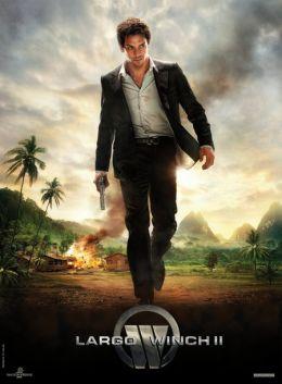 """Постер к фильму """"Ларго Винч: Заговор в Бирме"""" /Largo Winch (Tome 2)/ (2011)"""