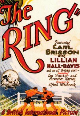 "Постер к фильму ""Ринг"" /The Ring/ (1927)"