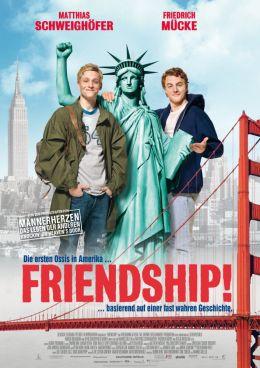 "Постер к фильму ""Дружба!"" /Friendship!/ (2010)"