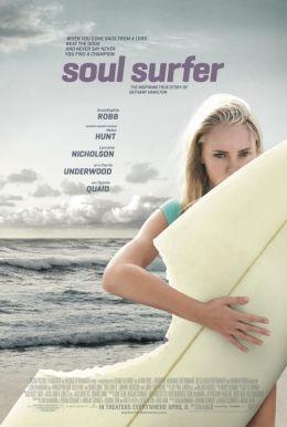 """Постер к фильму """"Серфер души"""" /Soul Surfer/ (2011)"""