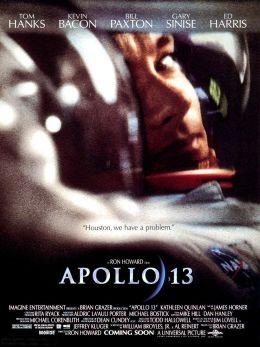 """Постер к фильму """"Аполлон 13"""" /Apollo 13/ (1995)"""