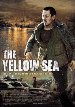 "Постер к фильму ""Желтое море"" /Hwanghae/ (2010)"