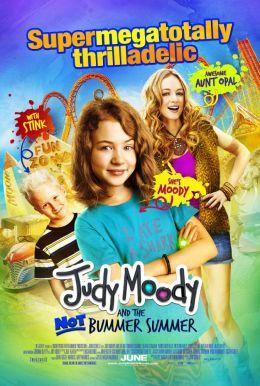 "Постер к фильму ""Джуди Муди и нелентяйское лето"" /Judy Moody and the Not Bummer Summer/ (2011)"