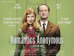 """Постер к фильму """"Анонимные романтики"""" /Les emotifs anonymes/ (2010)"""