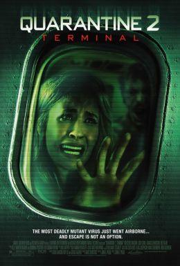 "Постер к фильму ""Карантин 2: Терминал"" /Quarantine 2: Terminal/ (2011)"