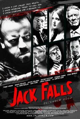 """Постер к фильму """"Падение Джека"""" /Jack Falls/ (2011)"""