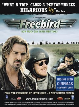 """Постер к фильму """"Дальнобой без тормозов"""" /Freebird/ (2008)"""