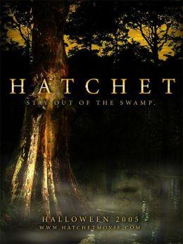 """Постер к фильму """"Топор"""" /Hatchet/ (2006)"""