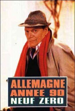 """Постер к фильму """"Германия девять ноль"""" /Allemagne 90 neuf zero/ (1991)"""