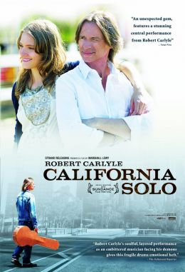 """Постер к фильму """"Калифорния Соло"""" /California Solo/ (2012)"""