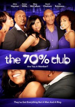 "Постер к фильму ""70% клуба"" /The 70% Club/ (2010)"