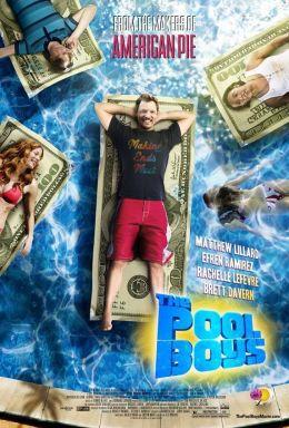 """Постер к фильму """"Американское лето"""" /The Pool Boys/ (2010)"""