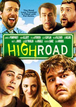 """Постер к фильму """"High Road"""" /High Road/ (2012)"""