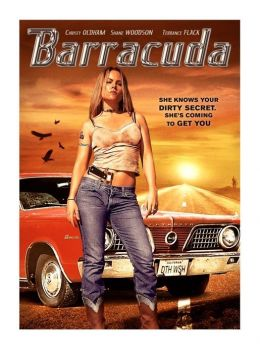 "Постер к фильму ""Барракуда"" /Barracuda/ (2010)"